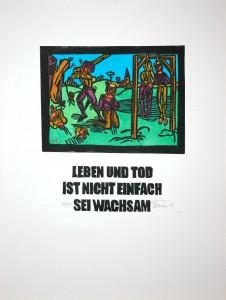 Heinrich Funke Das Testament (II)