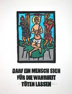 Heinrich Funke Das Testament (III)