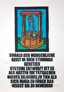 Heinrich Funke Das Textament (IX)